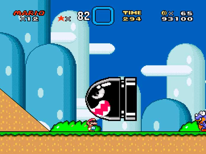 Audiovisual - Super Mario Bros. 3 vs. Super Mario World