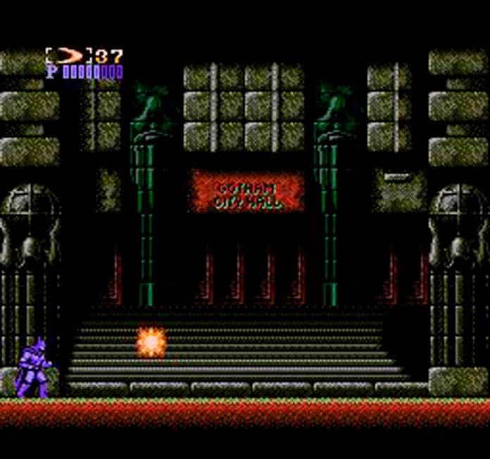 Batman: The Video Game (NES)