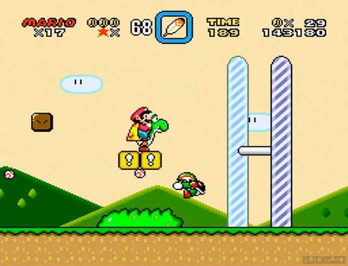 Mecânica - Super Mario Bros. 3 vs. Super Mario World