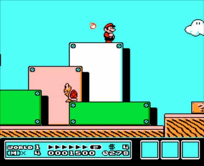 Variedade - Super Mario Bros. 3 vs. Super Mario World