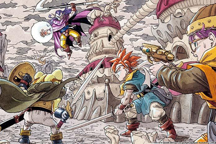 Final Fantasy 6 vs Chrono Trigger