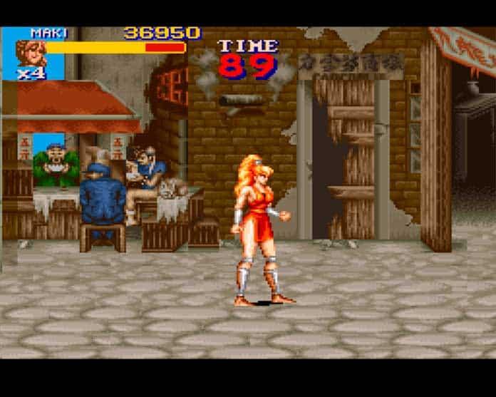 Final Fight 2 (1993)