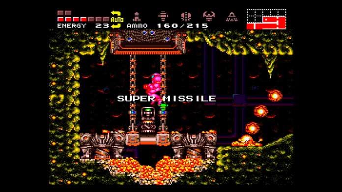 Hyper Metroid (SNES)