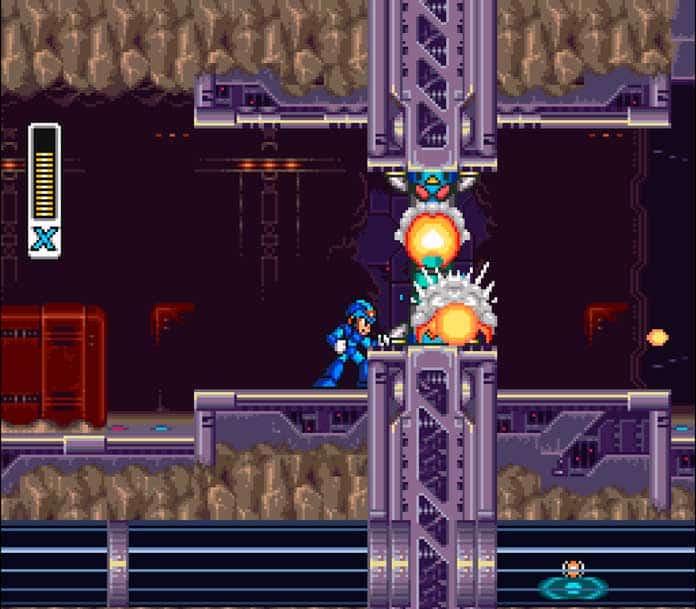 Mega Man X2 (1994)
