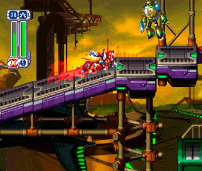 Mega Man X4 (1997)