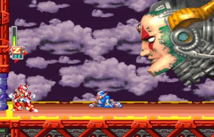 Mega Man X5 (2000)