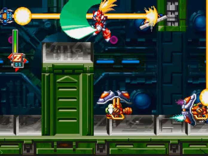 Mega Man X6 (2001)