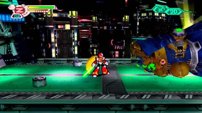 Mega Man X7 (2003)