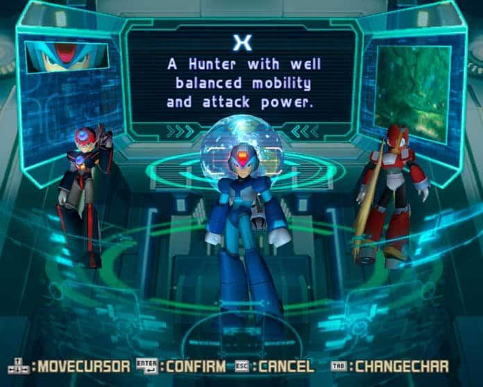 Mega Man X8 (2004)