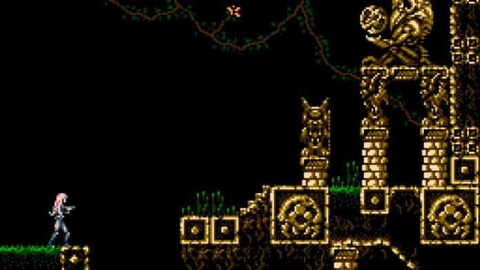 Metroid: Rogue Dawn (NES)