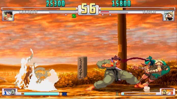 Street Fighter 3 02