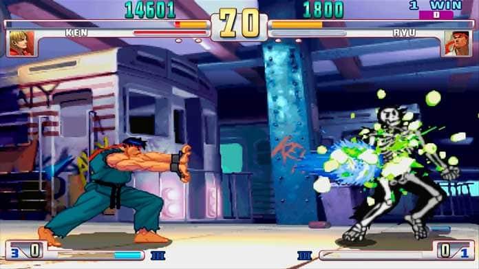 Street Fighter 3 03