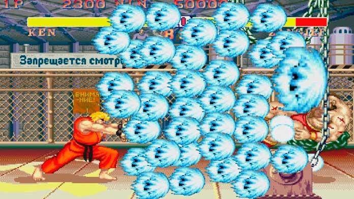 Street Fighter II: Rainbow Edition (Arcade)