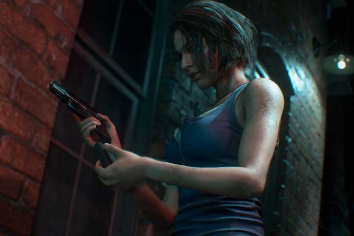 Armas de Resident Evil