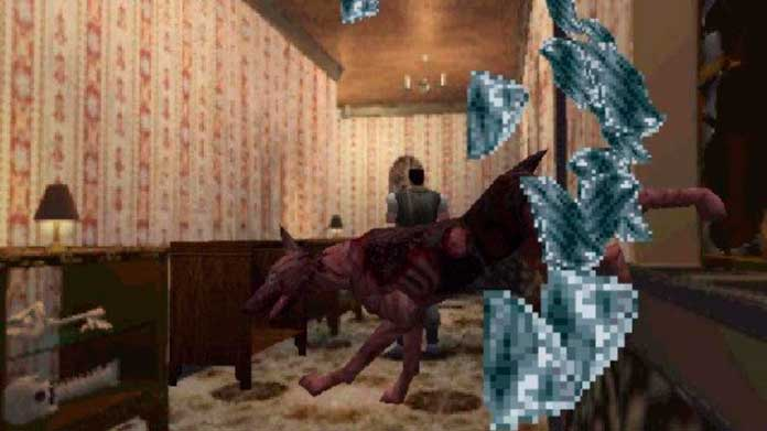 Cachorro Resident Evil