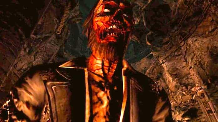 Crimson Head Resident Evil