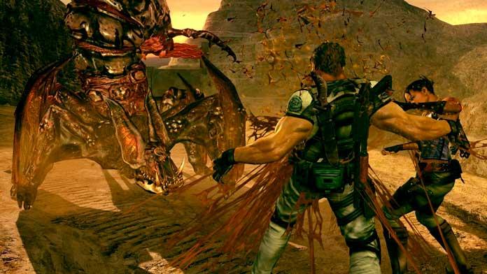 Desafio do Resident Evil Clássico vs. Moderno