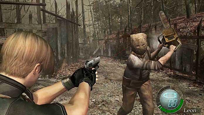 Dr. Salvador Resident Evil