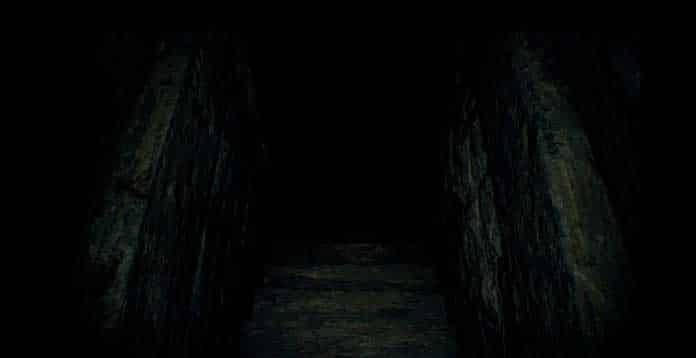 Escada em Resident Evil 7