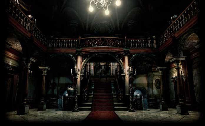 Estrutura do Resident Evil Clássico vs. Moderno