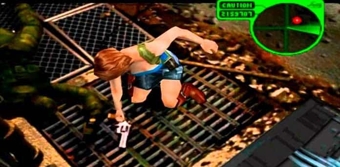 Extermínio (Resident Evil 3: Nemesis)