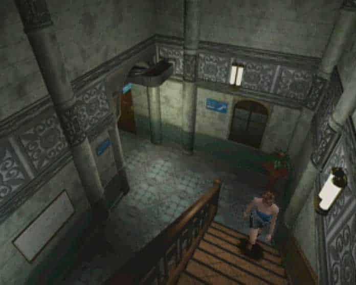Janela Resident Evil 3: Nemesis