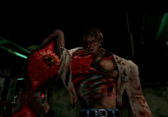 Malformação de G (Resident Evil 2)