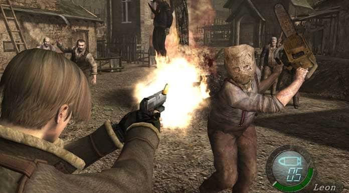 Mecânica do Resident Evil Clássico vs. Moderno