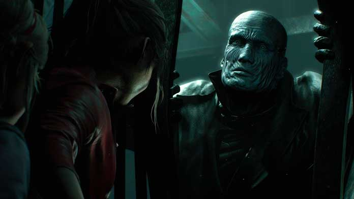 Mr. X Resident Evil 2 Remake