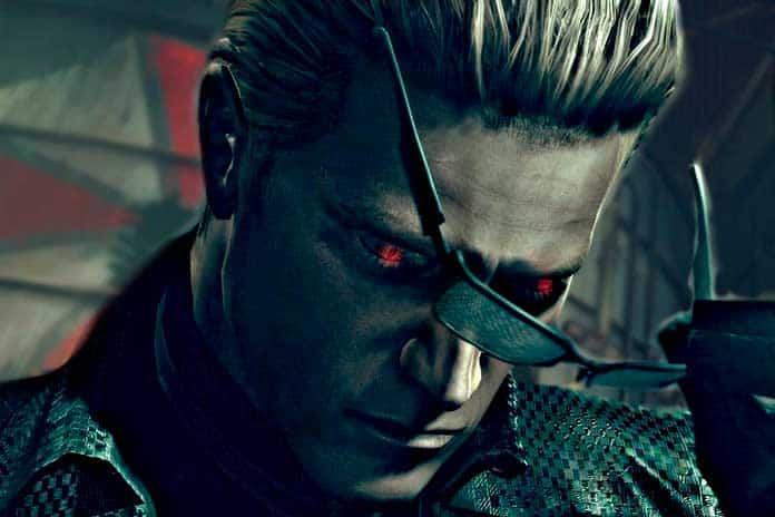 Melhores Personagens de Resident Evil - Albert Wesker