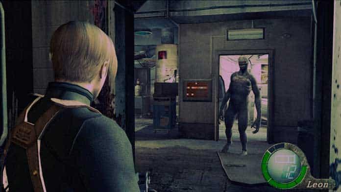 Regenerator Resident Evil