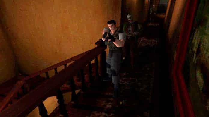 Resident Evil Director's Chris Redfield