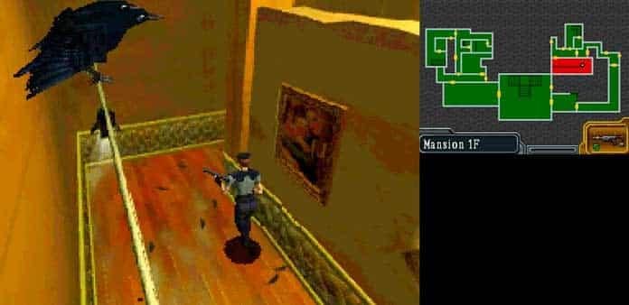Resident Evil Director's 03