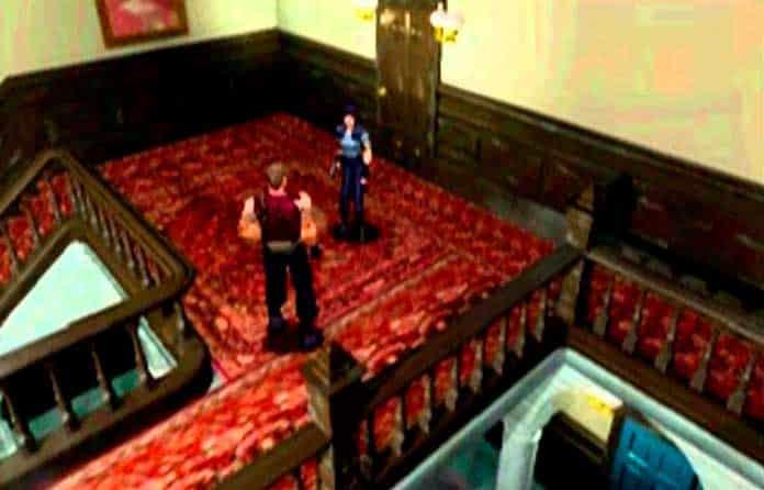 Resident Evil Director's 04