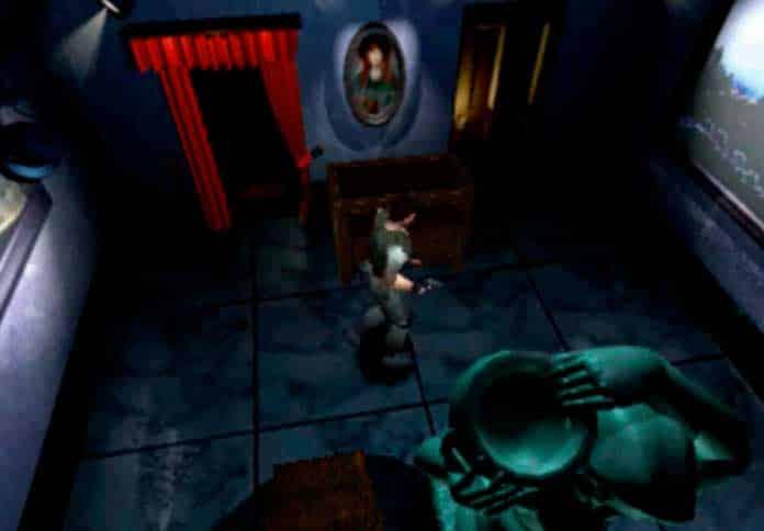 Resident Evil: Dual Shock Ver.