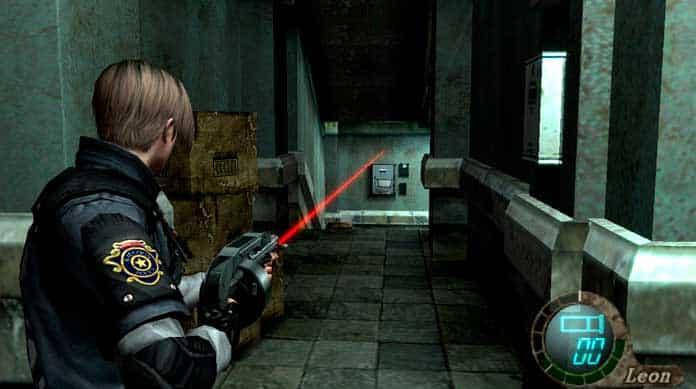 Striker de Resident Evil 4