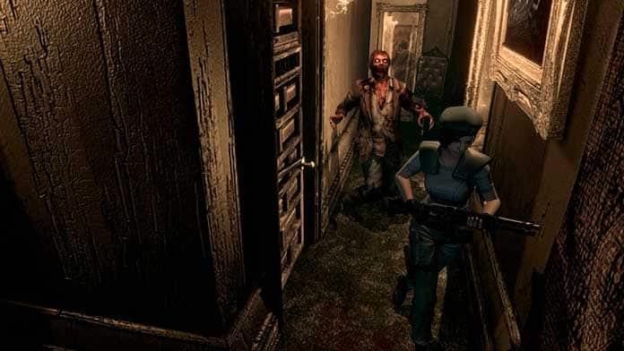 Terror do Resident Evil Clássico vs. Moderno