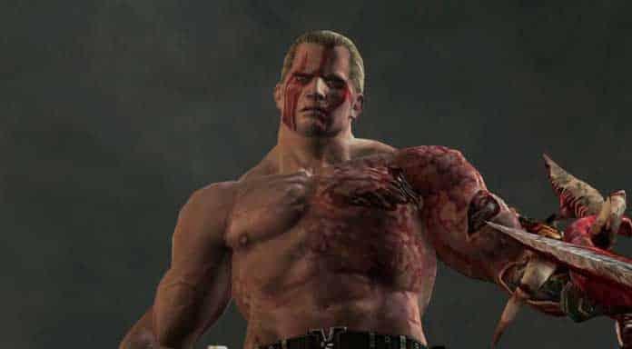 Krauser (Resident Evil 4)