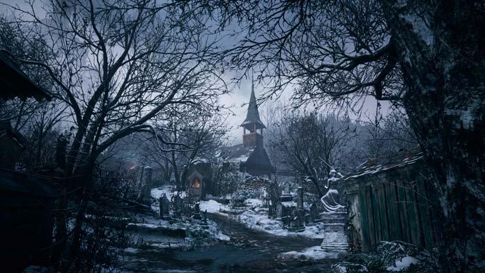 Resident Evil Village 01 Cenário
