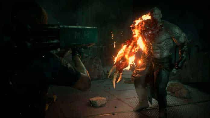 Super Tyrant (Resident Evil 2 Remake)