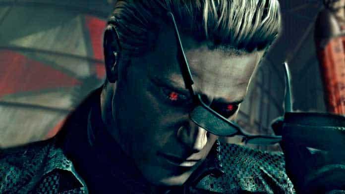 Wesker (Resident Evil 5)