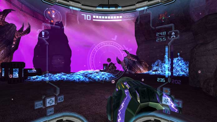 Metroid Prime 2: Echoes GameCube