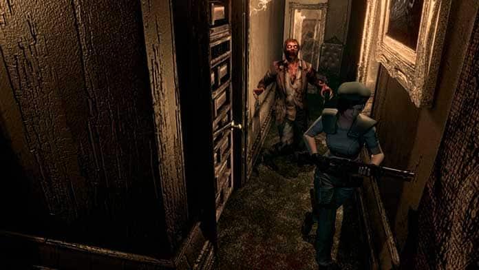 Resident Evil (2002) GameCube