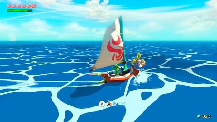 The Legend of Zelda: The Wind Waker GameCube